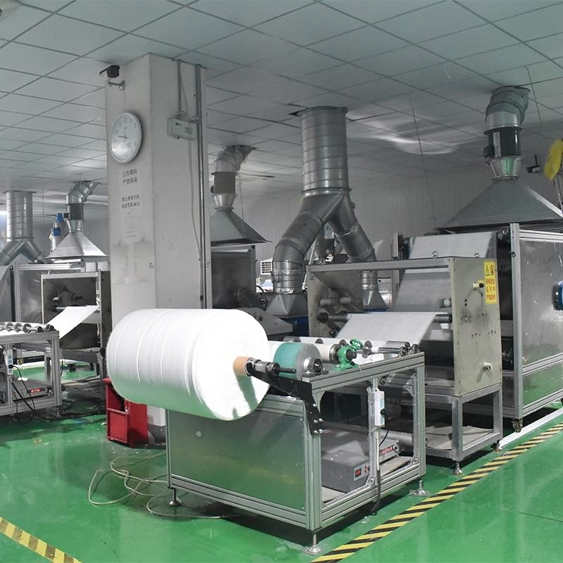 non-woven fabric  production line (6)